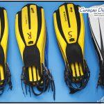 Flossen Mares und Cressi Curacao Divers Deutsche Tauchschule Tauchen Tauchurlaub Urlaub entspannen Unterwasser Non Limit Freiheit selbstständig Karibik Strände Beach