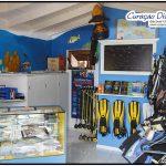 Tauchshop Curacao Divers Deutsche Tauchschule Tauchen Tauchurlaub Urlaub entspannen Unterwasser Non Limit Freiheit selbstständig Karibik Strände Beach