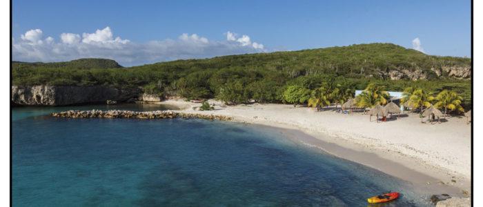 Der Strand und Tauchplatz Daaibooibaai oder auch Daaibooibay genannt. Entspannter Urlaub mit Tauchplatz