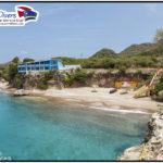 Sand Strand von Playa Forti oder auch als Tauchplatz bekannt unter Sweet Alice