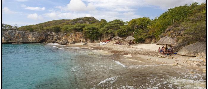 Playa Jeremi einer der einsamnen Tauchplätze der schon fast ein geheimtip ist Tauchreiseführer Curacao Beste Tauchplätze