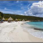 Playa Cas Abao einer der schönsten Sand Strände in Curacao aus dem Tauchreiseführer Curacao
